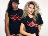 Villins Logo T·shirt photo