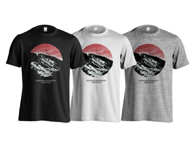 Edmond Jefferson and Sons - T-SHIRT - The Winter (3 colors) main photo