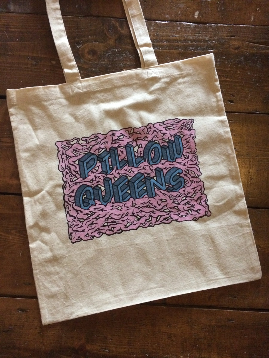 Pillow Queens Tote Bag Main Photo