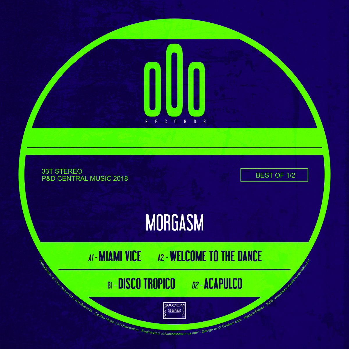 000 Records - Best Of 01 | Morgasm