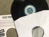 CUSTOMER COPY EP / RARE test pressing (edition of 30) photo