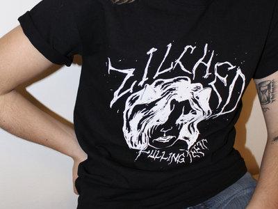 Cat Pulling On T-Shirt