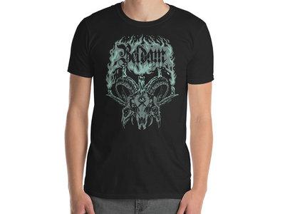 Beldam - Altar Of The Three-Eyed Demon Goat (Blue/Green) T-Shirt main photo