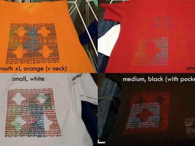 iHearIC t-shirt (Vero Rose Smith design) main photo