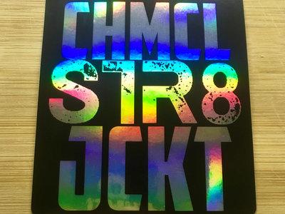 Holographic Sticker main photo