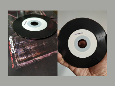MALCONTENT - this is the violence of institutions (CD) main photo