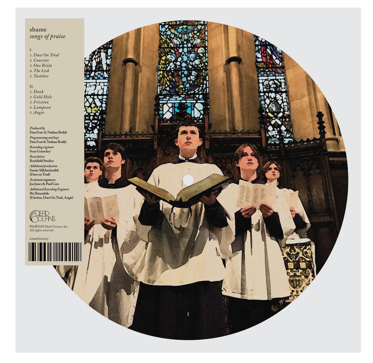 Songs of Praise   shame