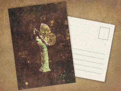 "Postcard With Artwork Of ""Maribel"" main photo"