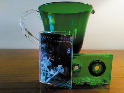 Cassette - Let Them Be Alien ltd.99 (hand numbered)- Last copies !! main photo