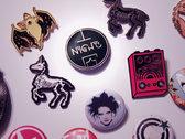 NIIGHTS Logo Enamel Pin* SALE photo