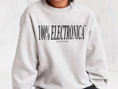 100% Electronica Sweatshirt (Champion Reverse Weave) main photo