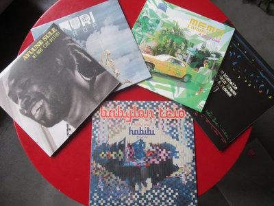 Rebel Up 6 Vinyls Bundle main photo