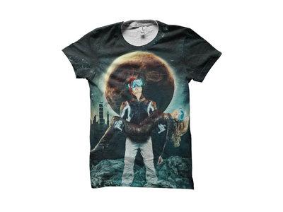 Wish Upon A Blackstar [Standard Edition] Cut & Sew All-Over Print T-Shirt main photo