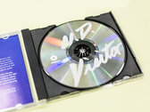 ANM037 Unchained — N.D. Visitor CD photo