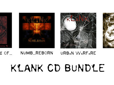Klank CD Bundle main photo