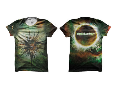 Celldweller - Wish Upon A Blackstar [Deluxe Edition] Cut & Sew All-Over Print T-Shirt main photo