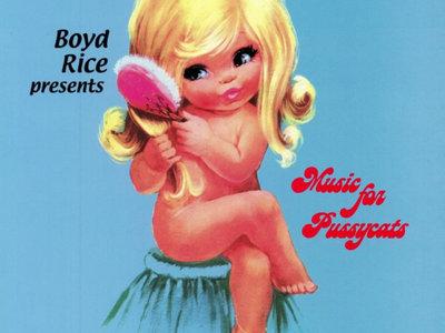 BOYD RICE presents: Music For Pussycats Vinyl main photo