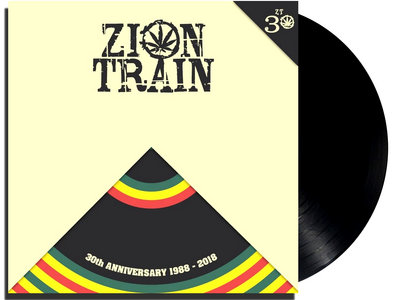 Zion Train 30th Anniversary 1988-2018 LP main photo