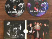Last five! Live At Thekla CD / DVD Set photo