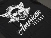 American Jetset Logo Tee (Blk Only) photo