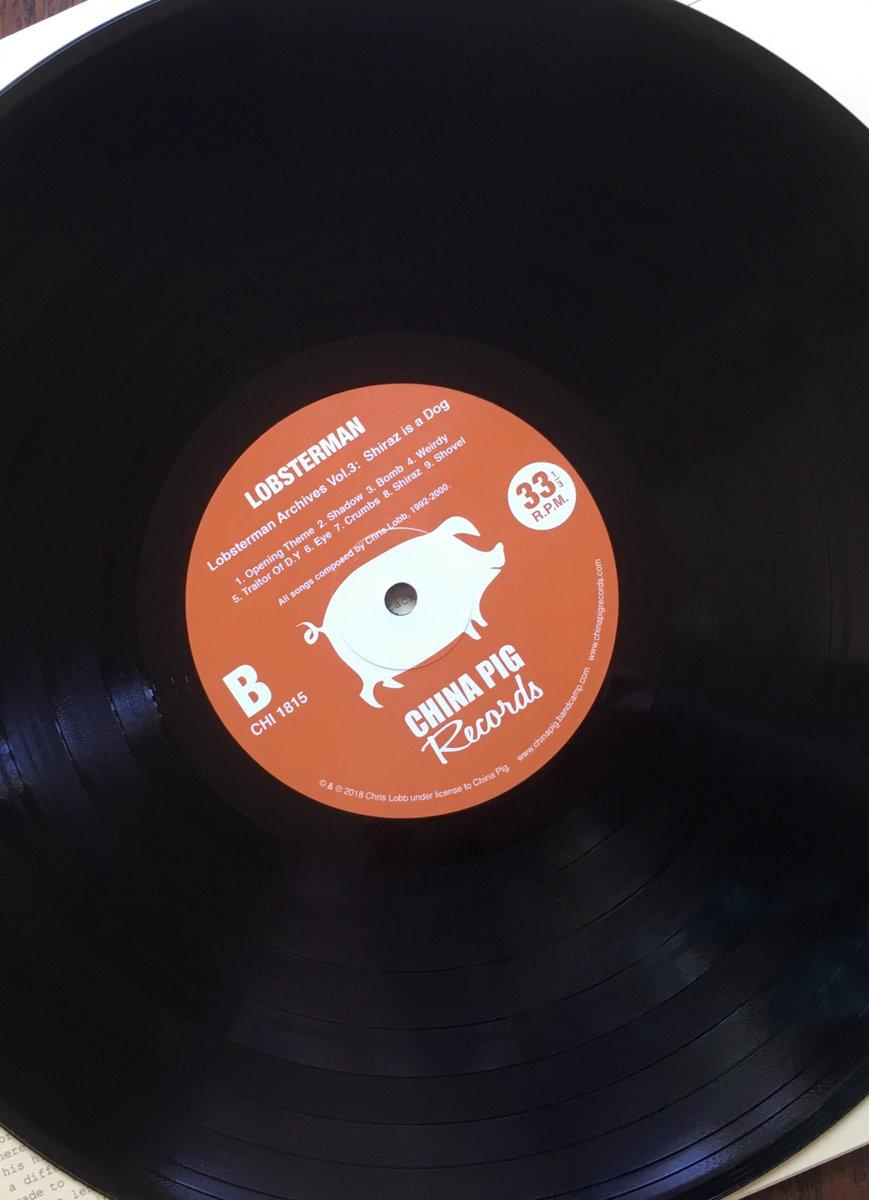 Shiraz   China Pig Records