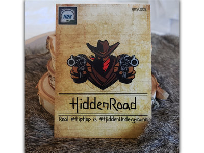"""""""HiddenRoad is.."""" Collectible Card #2 (LIMITED EDITION) FREE Shipping World Wide main photo"""