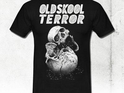 Oldskool Terror T-shirt [limited amount available] main photo
