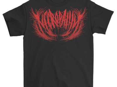 Necropathy Logo T-shirt main photo