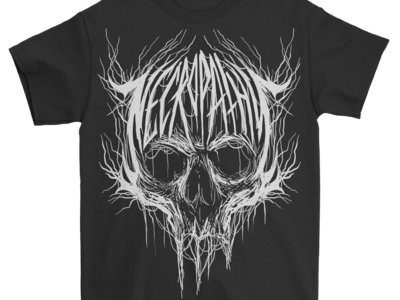 Necropathy Skull T-shirt main photo