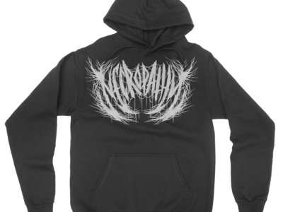 Necropathy Logo Hoodie main photo
