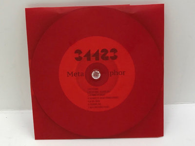 "34423 ep""Metaphor"" CDR main photo"