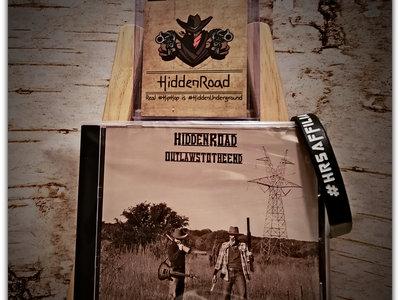 HiddenRoad Bundle - CD, Collectible Card, Wrist Band main photo