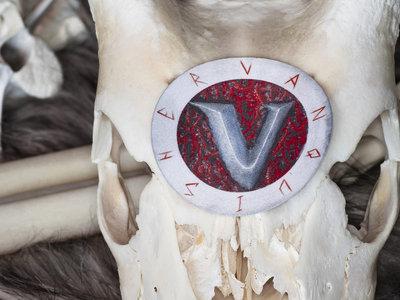 Vanquisher 'V' Patch main photo