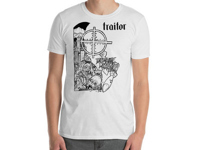 Traitor - Delaware Destroyers T-Shirt main photo