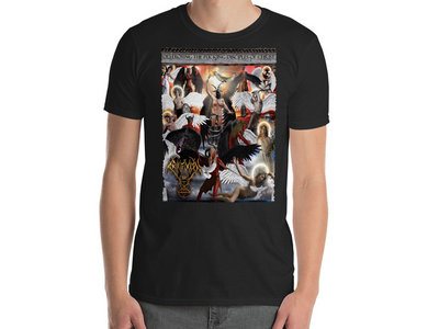 Crucifixion BR - Destroying The Fucking Disciples Of Christ T-Shirt main photo