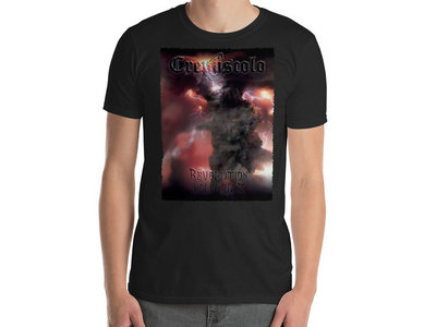 Crepuscolo - Revolution Evilution T-Shirt main photo