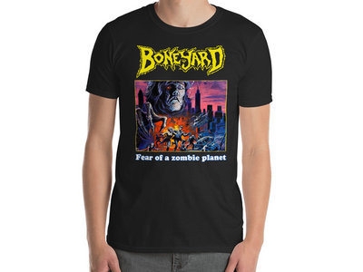 Boneyard - Fear Of A Zombie Planet T-Shirt main photo