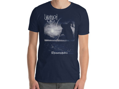 Unendlich - Thanatophobia Navy T-Shirt main photo