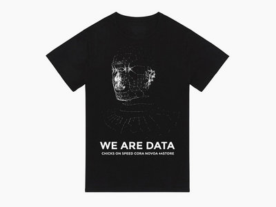 44 STORE x SKTVT Collaboration  We Are Data Tee main photo