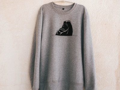 Girada Unlimited Sweatshirt - Melange Grey main photo