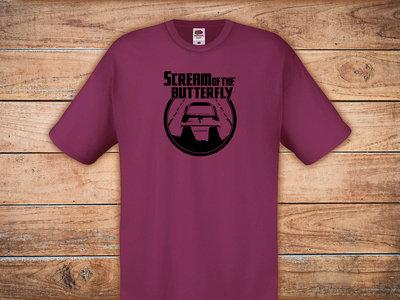 T-Shirt IGNITION Burgundy main photo