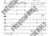 Invasion of the Minor Seconds (score and parts) photo