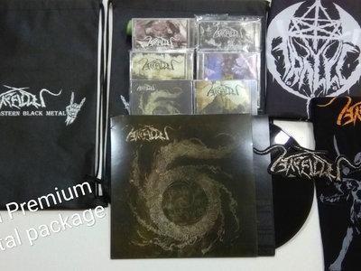 Arallu Premium Metal Package main photo