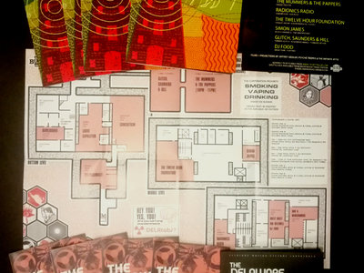 4: SEVERANCE - GRAPHIC NOVEL, CD + BUNKER MAP BUNDLE main photo