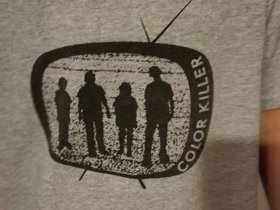 Grey TV Shirt main photo