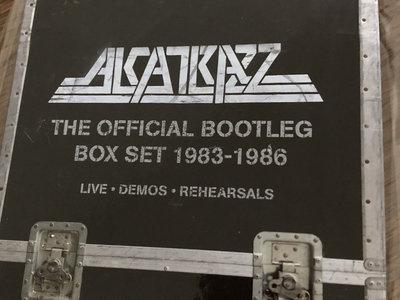ALCATRAZZ - OFFICIAL BOOTLEG BOX - 6 CDS main photo