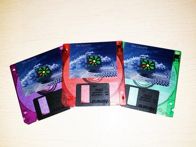 "Incarta'95 - S/T  3.5"" Floppy Disk main photo"