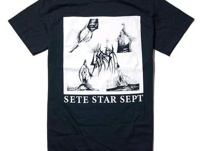 SETE STAR SEPT EU Tour 2018 t-shirt main photo