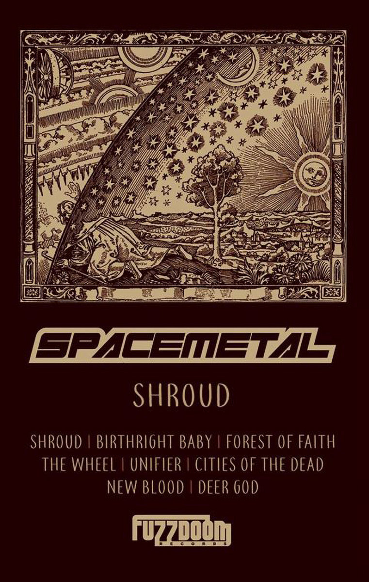 Shroud | SpaceMetal