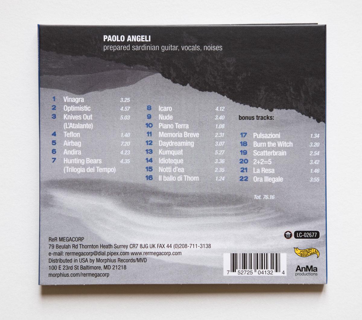 22. 22 free radiohead | paolo angeli.